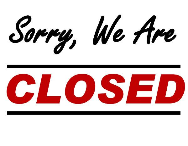 Closed - Contatti
