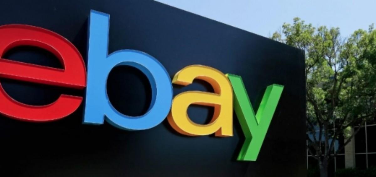 ebay logo 650x2451 1200x565 - eBay: a Natale volano e-commerce e Made in Italy