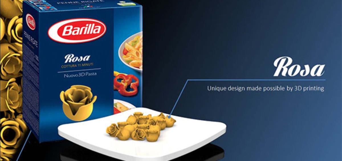 0131 1200x565 - Stampanti 3D: Barilla e la pasta del futuro