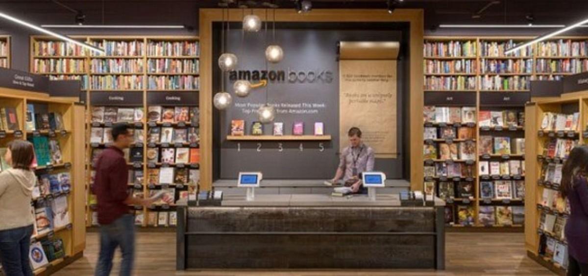 Amazon Books 604x2671 1200x565 - Amazon aprirà 400 librerie