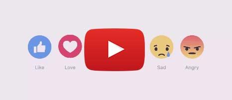 reazioni facebook 1 - Arrivano le Reazioni su Facebook, anche in Italia! Ecco come usarle
