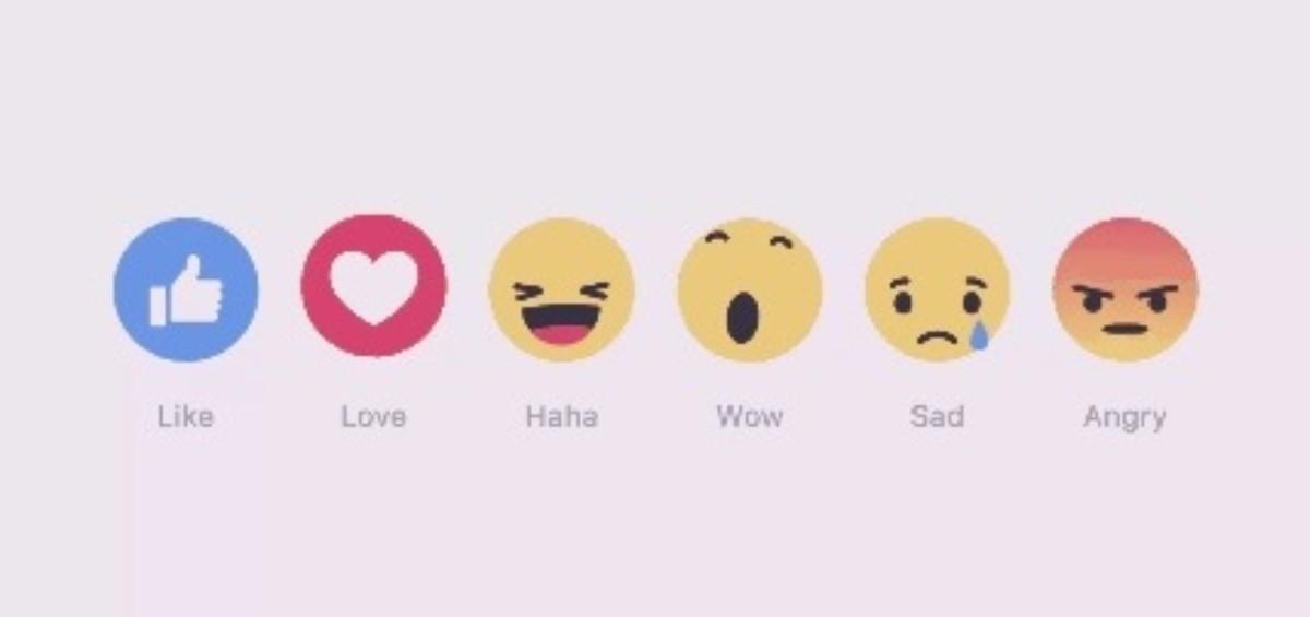 reazioni facebook 1200x565 - Arrivano le Reazioni su Facebook, anche in Italia! Ecco come usarle