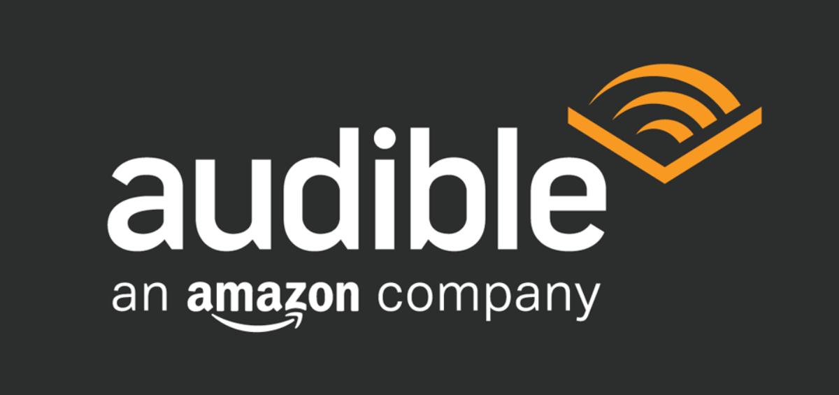 audible logo detail1 1200x565 - Audible, gli audiolibri di Amazon, da oggi anche in Italia e il primo mese è gratuito