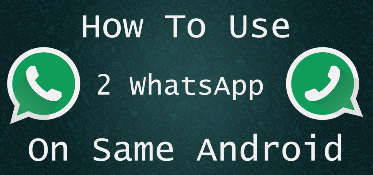 maxresdefault1 1200x565 - Come usare 2 account WhatsApp diversi sullo stesso dispositivo Android