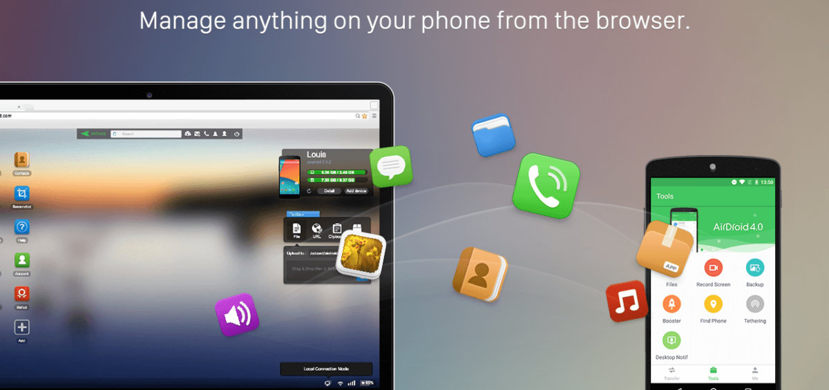 AirDroid 1200x565 - AirDroid controllare il tuo Android dal PC