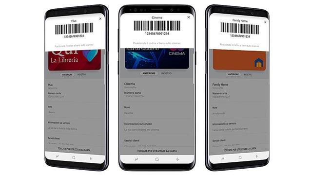 carte fedelta1 - Samsung Pay, che cosa è e come funziona