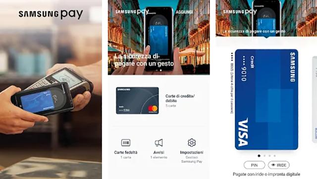samsung pay app1 - Samsung Pay, che cosa è e come funziona
