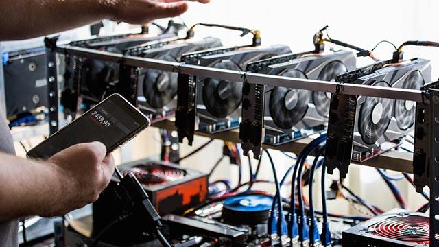 bitcoin farm - Consumi elettrici alle stelle per colpa dei Bitcoin
