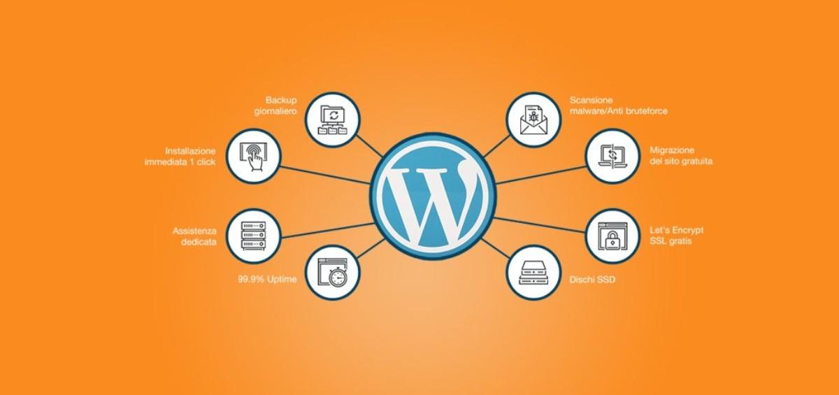 Wordpress 1200x565 - Perché è importante avere un hosting di qualità?