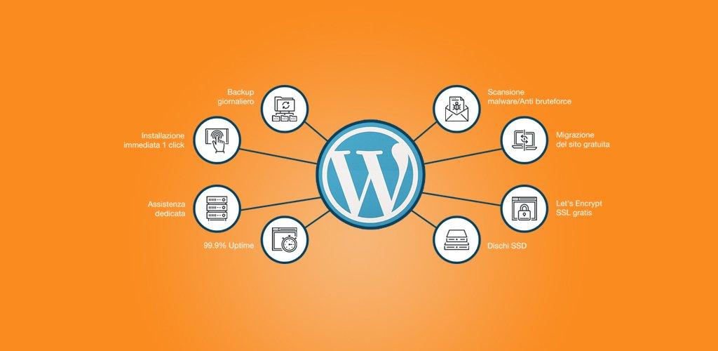 Wordpress - Perché è importante avere un hosting di qualità?