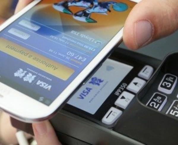 Pagamenti contactless con smartphone