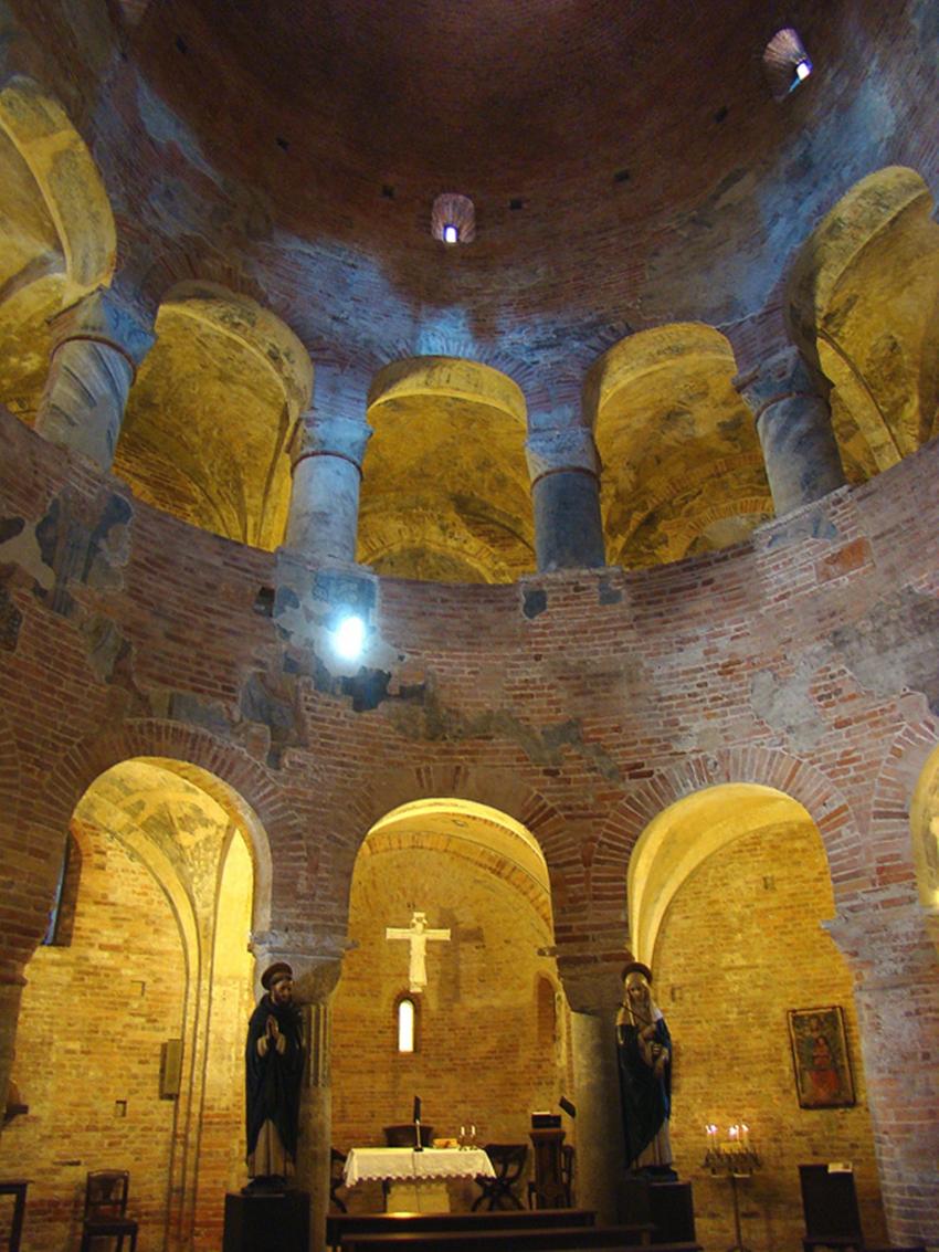 """rotonda san lorenzo mantova - """"I Medici"""": 15 location dove è stata girata la serie"""