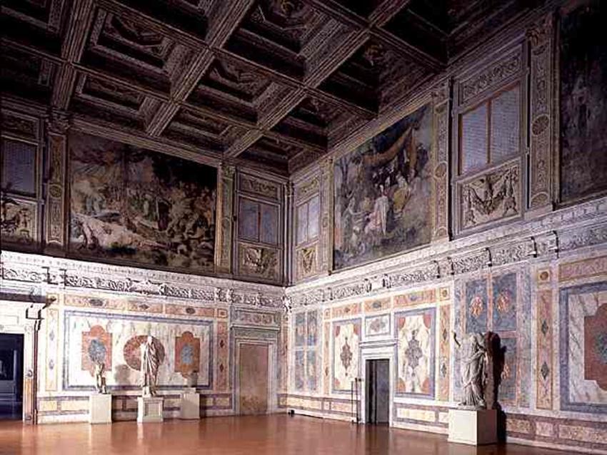 """sala di manto mantova - """"I Medici"""": 15 location dove è stata girata la serie"""