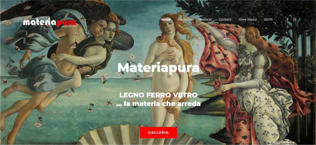 Materiapura - Portfolio