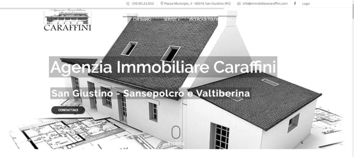 Immobiliare Caraffini - Portfolio