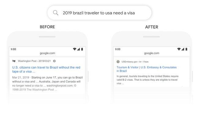 Google BERT 1 - Il più grande cambiamento all'algoritmo di Google