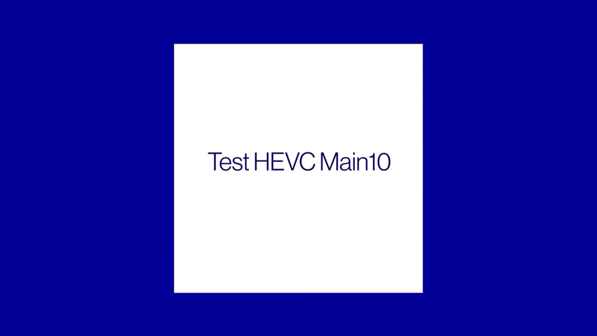 1579087742 test hevc1 - Come verificare se il televisore o il decoder sono compatibili con il nuovo DVB T2
