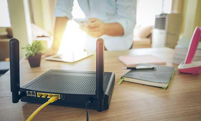 router ufficio - Come migliorare la velocità Internet per lo smart working