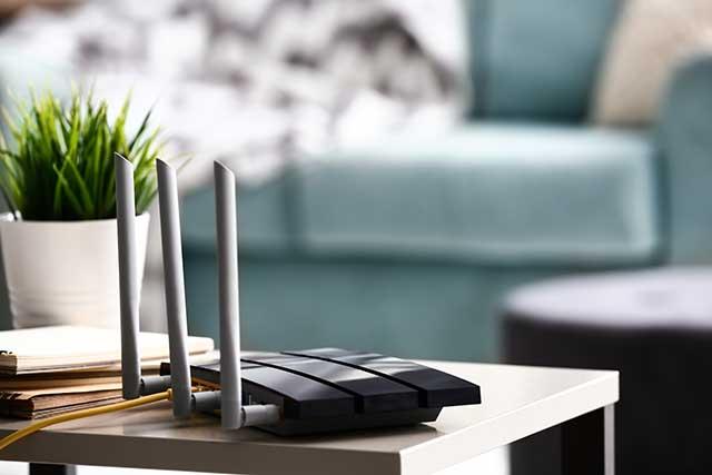 router wifi - Come migliorare la velocità Internet per lo smart working