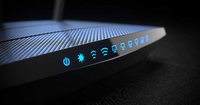 router - Come migliorare la velocità Internet per lo smart working
