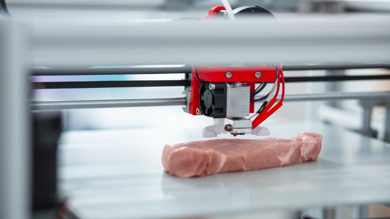 Stampa 3d carne - Stampanti 3D per il cibo del futuro: come funzionano e cosa possono fare