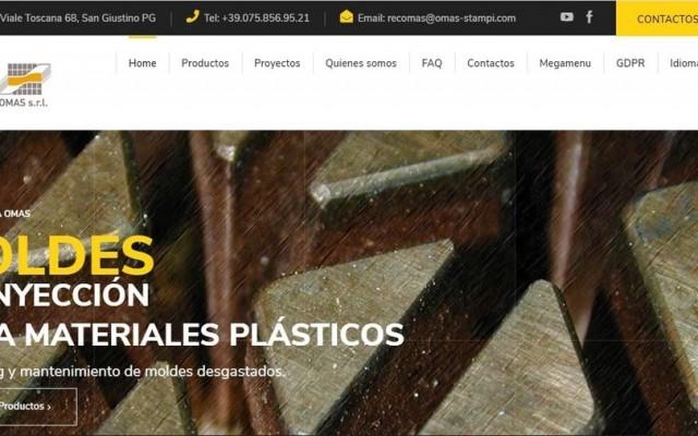 OMAS ES 640x400 - OMAS S.r.l. en Español